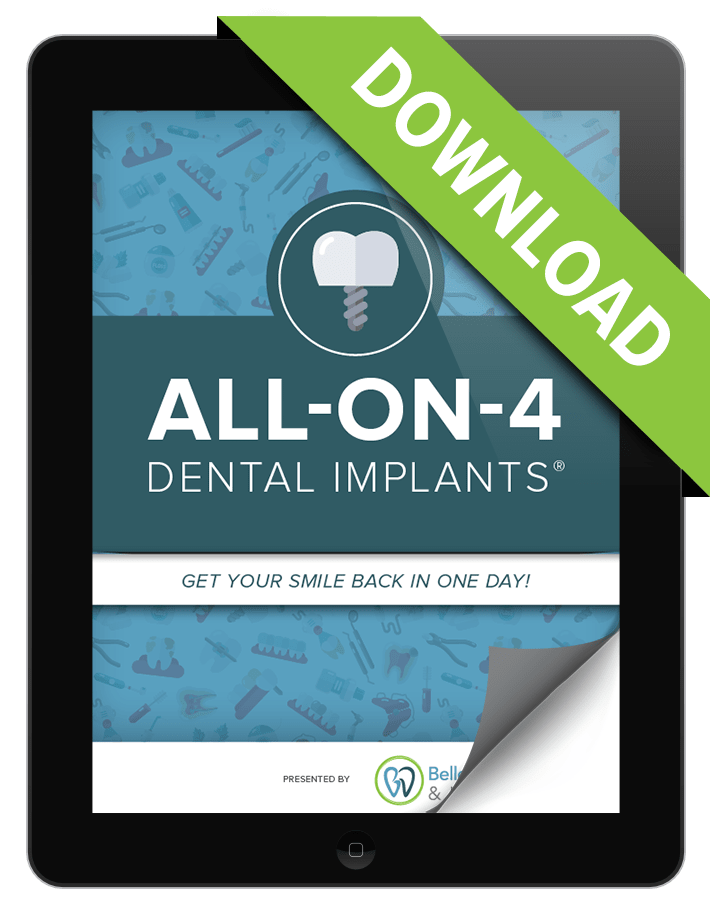 Bellevue Dental Care and Implant Center All on 4 eBook preview image
