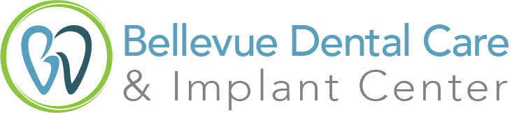 Bellevue Dental Care and Implant Center Mobile Logo